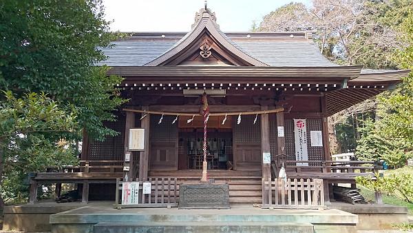東京都あきる野市の二宮神社 嵐ファンの聖地